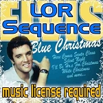 Blue Christmas-Elvis Presley