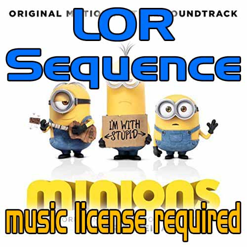 Universal Fanfare-The Minions