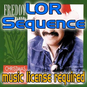 Blue Christmas-Freddie Fender